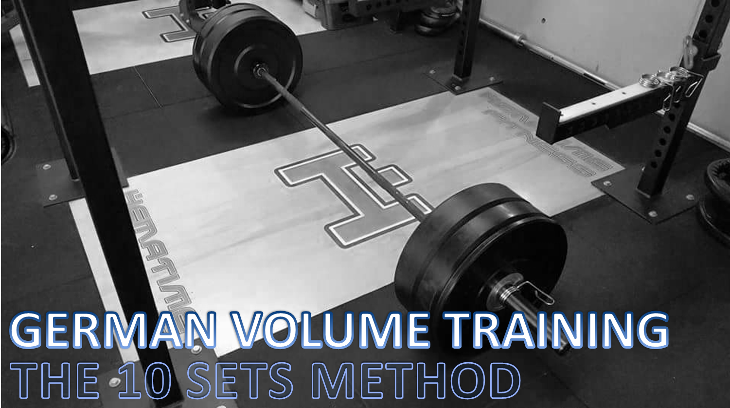German volume training - Hematime Fitness