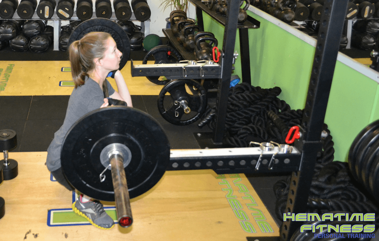 Why You Should Front Squat - Angela Front Squat