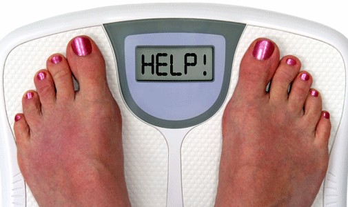 The weight loss lie - Fat vs Muscle - help scales