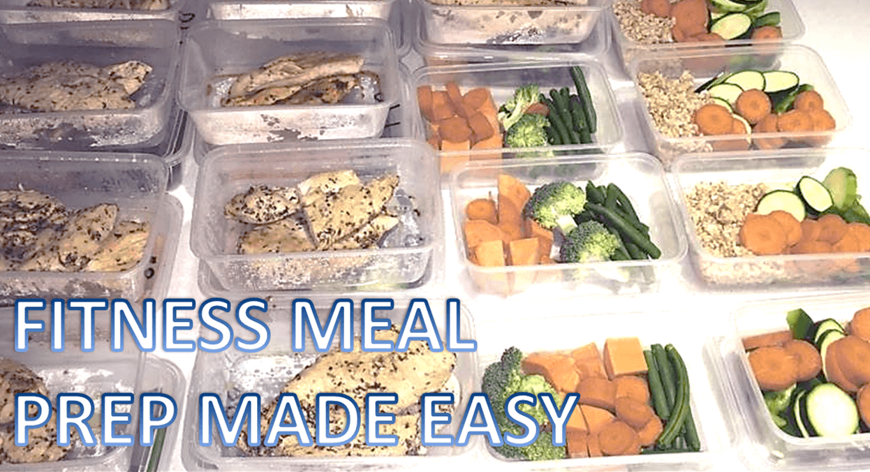 Fitness Meal Prep Made Easy