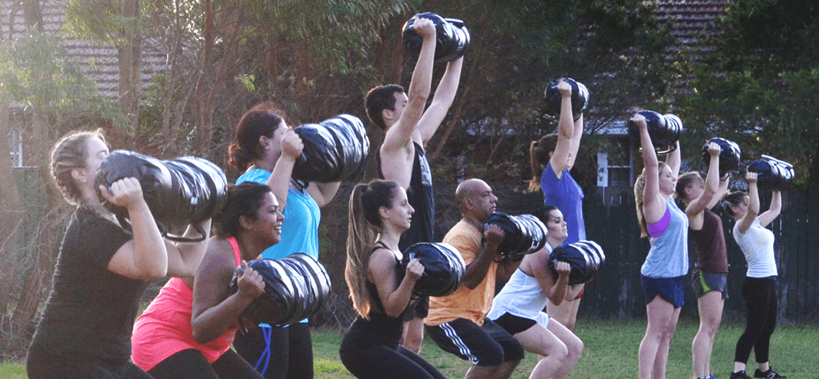 Group Training - Boot Camp Sydney Milperra